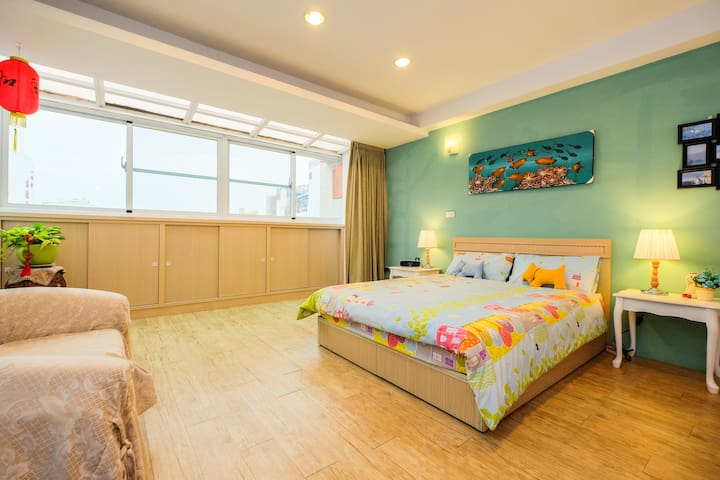 Heritage Suite -Ultra spacious apt! - Zhongxi District - 公寓