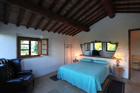 Apartment for 6 persons near Siena - Buonconvento - Overig
