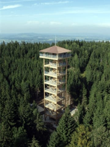 Observation tower Lichtenberg 9, 4880 Strass im Attergau