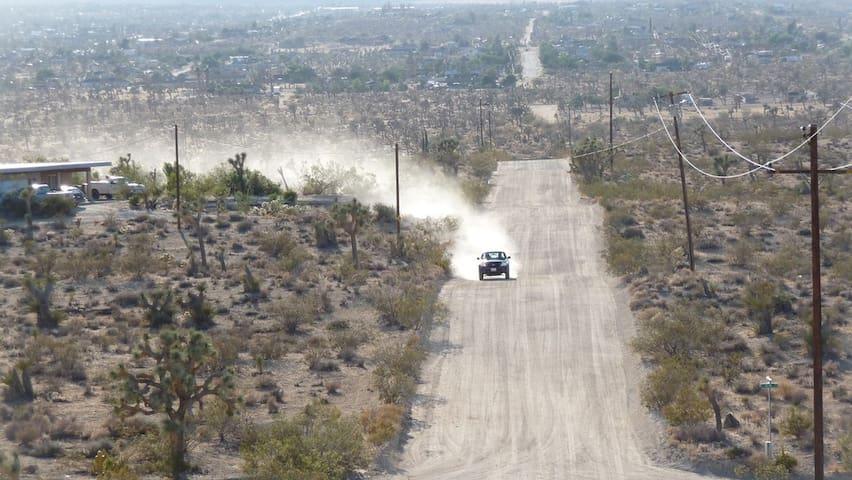Our street - Sun Mesa