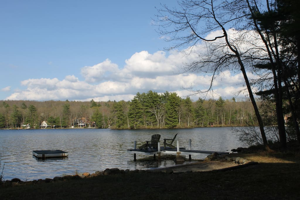 Private Dock and Floating Dock