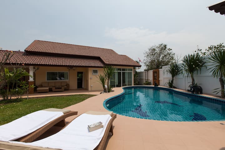 HUA HIN villa - big private pool    - Hua Hin - Villa