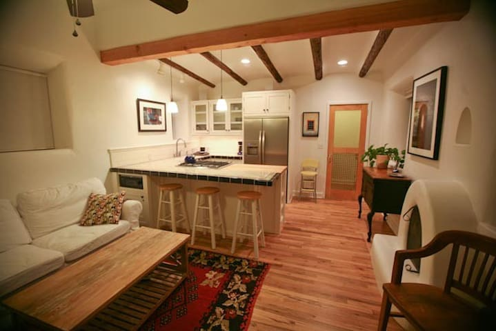 Best Casita: A Hidden Jewel next to the plaza - Taos - Apartment