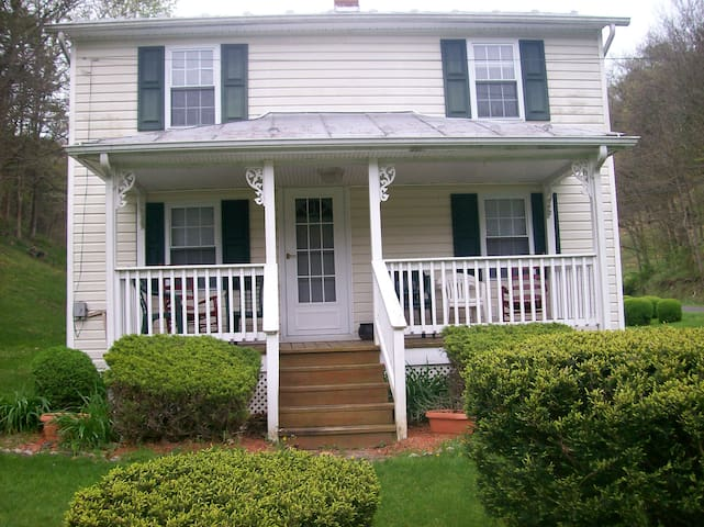 Grandmas Vacation House Rental  Franklin WV 26807