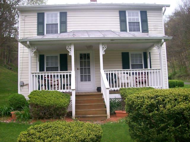 Grandmas Vacation House Rental  Franklin WV 26807