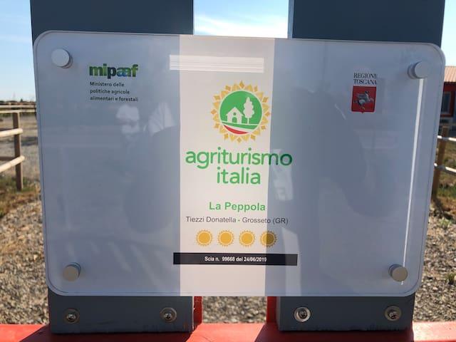 Agriturismo La Peppola - Bilocale Giannutri