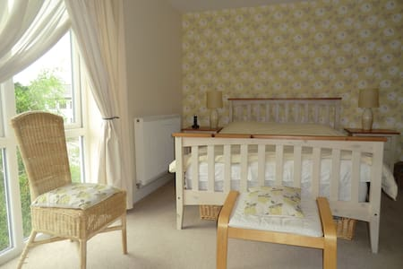 Stylish double room in award winning market town - Kirkby Lonsdale - Bed & Breakfast