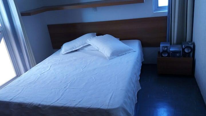 Ótimo flat em região previlegiada em Uberlândia .
