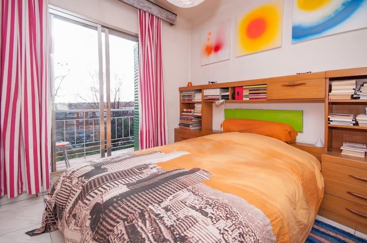 Sun+Balcon+Light+Relax+Green24hWIFI - Madrid - Huis