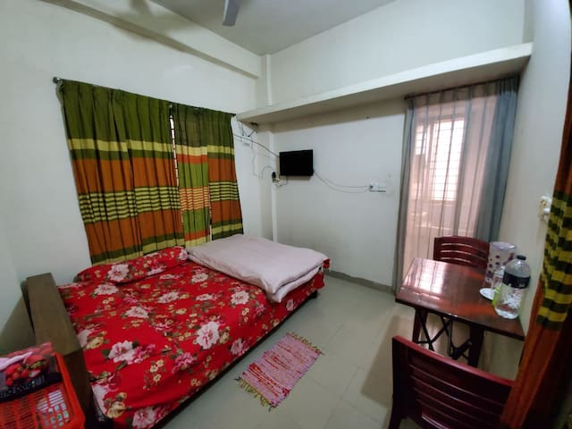 LUVA MANZIL ( One Bedroom Apartment in G. Floor)