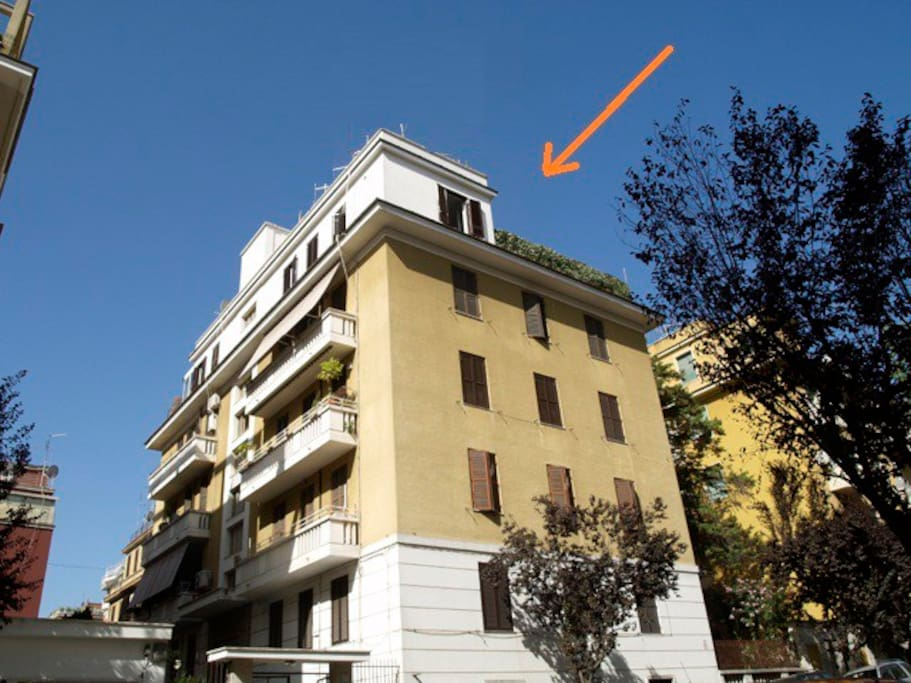 Apart. babyfriendly in Rome S.Peter