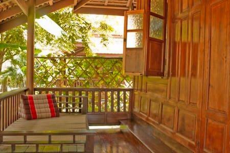 Honeymoon - Ayodhara Village  - Phra Nakorn Si Ayutthaya - Villa