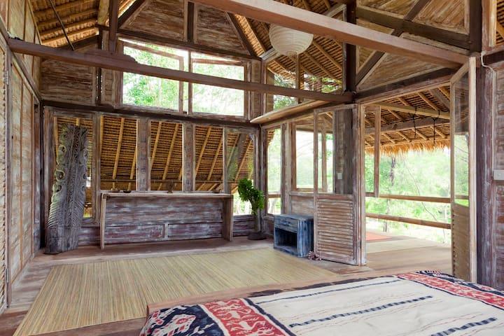 maoMeno Yoga Resort,  The Aritsts'  House