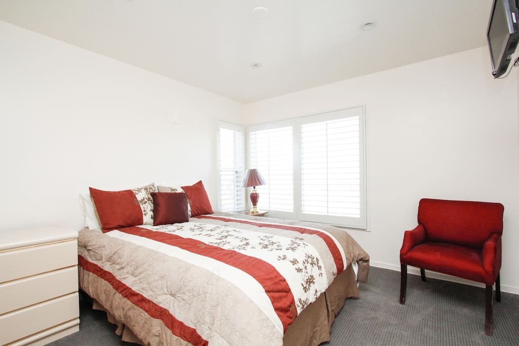 Bedroom With View In Large House Houses For Rent In San Francisco California United States