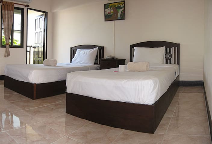 Mint cozy room near Thapae Gate, CM - Mueang Chiang Mai - Pis