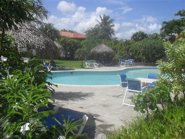 Superb condo by the beach - Cabarete - Byt