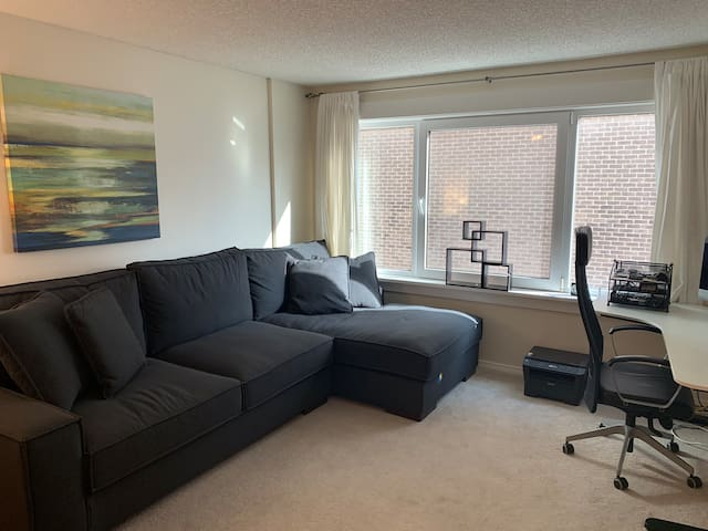 Fantastic Apt in Central Seattle, Capitol Hill !!