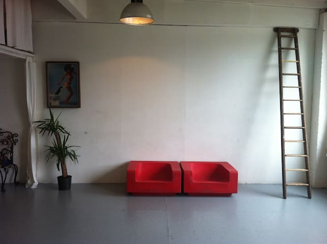 Amazing Studio Loft East London