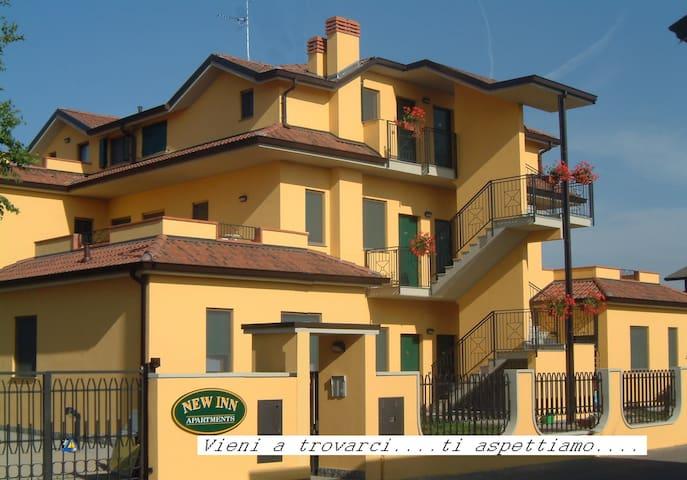 Monolocali alle porte di Milano  - Mediglia - Apartemen