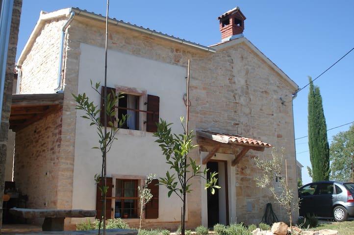 SUNNY HOUSE ANA - Buje - Casa