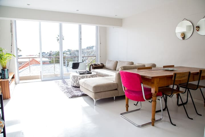 City penthouse overlooking Cape Town & Table Mount - Cidade do Cabo