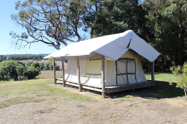 The Safari Tent Experience