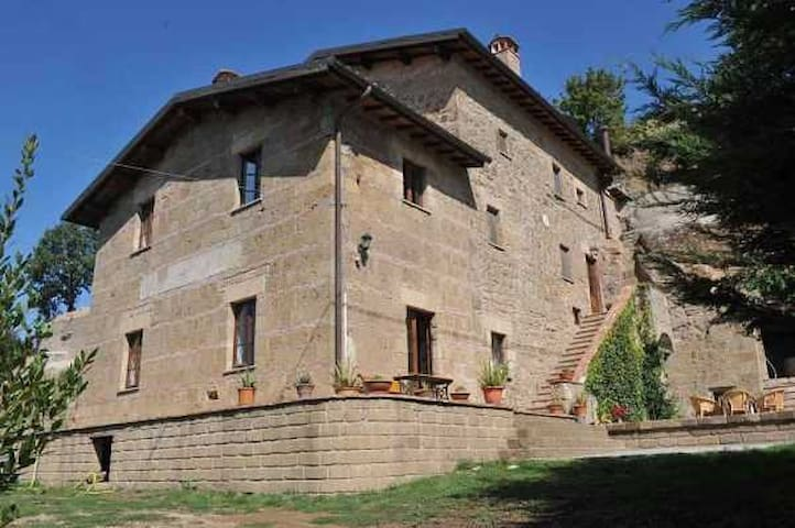 Luxury Country house 400 years old - Sorano - Rumah
