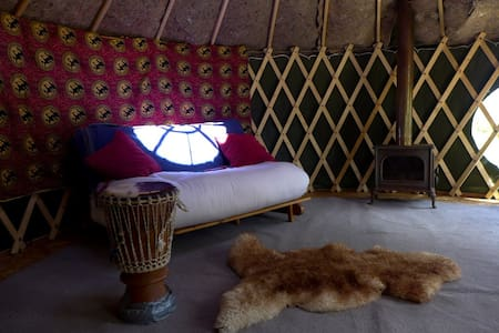 Beautiful Yurt - Tulla