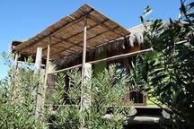 MARACATÚ - spacious loft style cabin with sea views!
