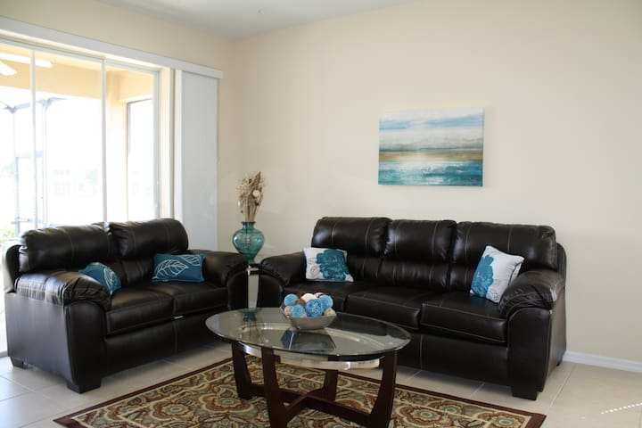 Vacation Home in Sunny Florida north of Naples - Estero - Holiday home