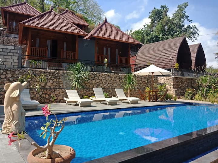 Coconut Hill Cottages Nusa Penida