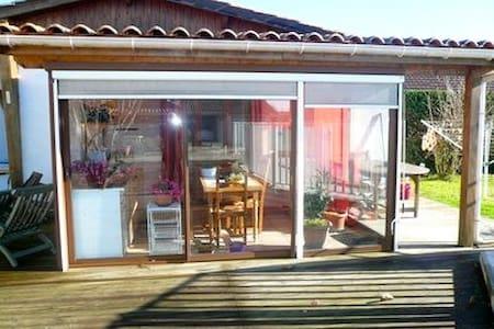 Studio 2/3 pers - 500m des plages - Audenge