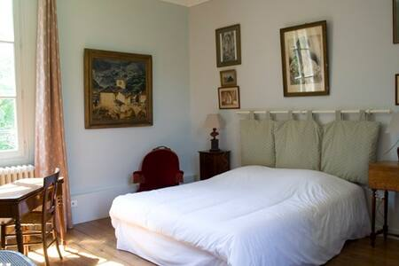 les Chambres de l'Abbaye. L'amour - Bed & Breakfast