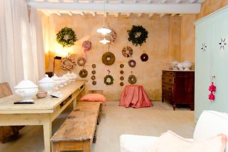 Pieve Vecchia charminghouse tuscany