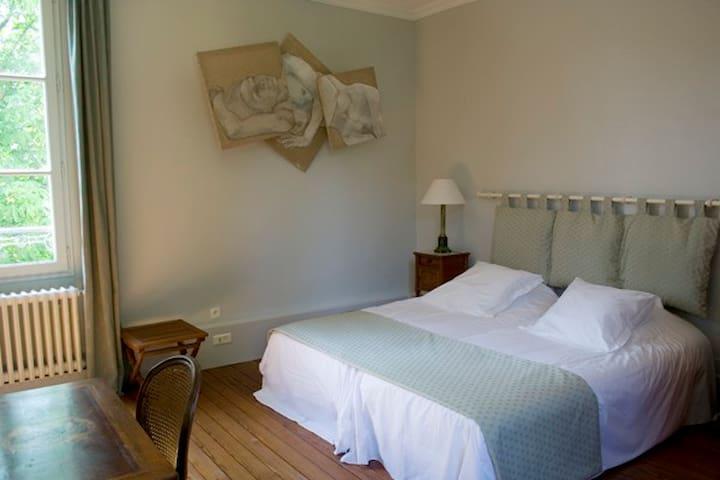 les Chambres de l'Abbaye. Le parthe - Saint-Germer-de-Fly - Bed & Breakfast