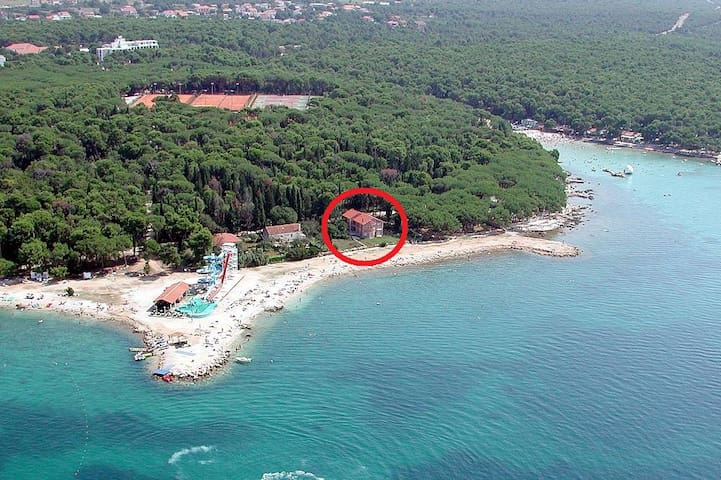 Biograd - Studio 15 meters from the Sea! (Apt. #2) - Biograd na Moru - Daire