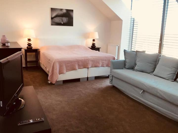 Pokoj Executive s manželskou postelí