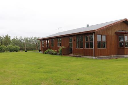 Höfðatún Guesthouse - Studio apartment