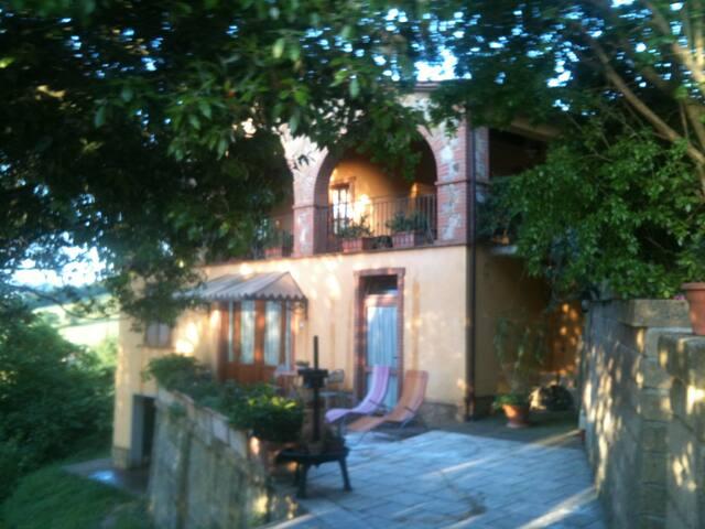 La Biocca - Poggio Murella - Apartment
