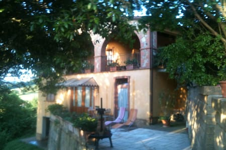 La Biocca - Poggio Murella - Lägenhet