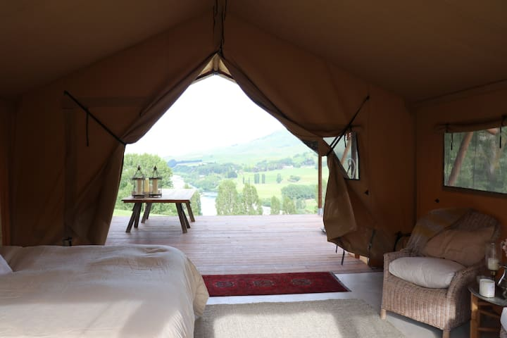 TUKI Glamping:  Gorgeous Camping