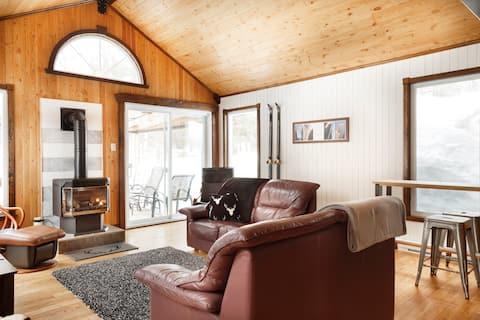 Walden Lodge, Lac Sept-Îles, Saint-Raymond
