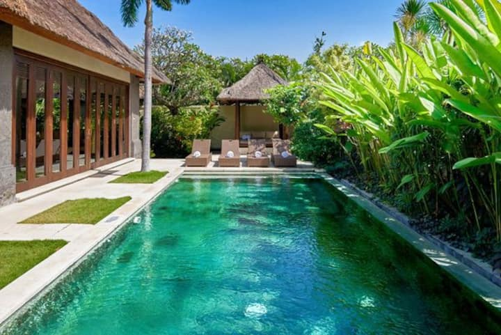 3 Bedroom Private Pool Villa in Downtown Sanur