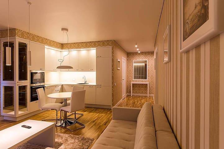 Antakalnis 5 stars apartment