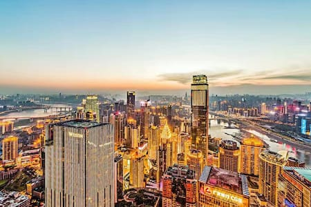 从你的全世界路过--取景地全江景阳台、江景大飘窗 - Lejlighed