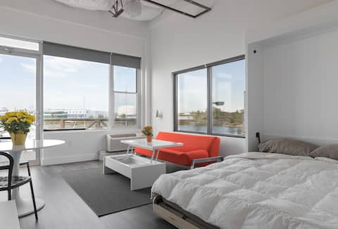 Unit 7 Loft at the Marina