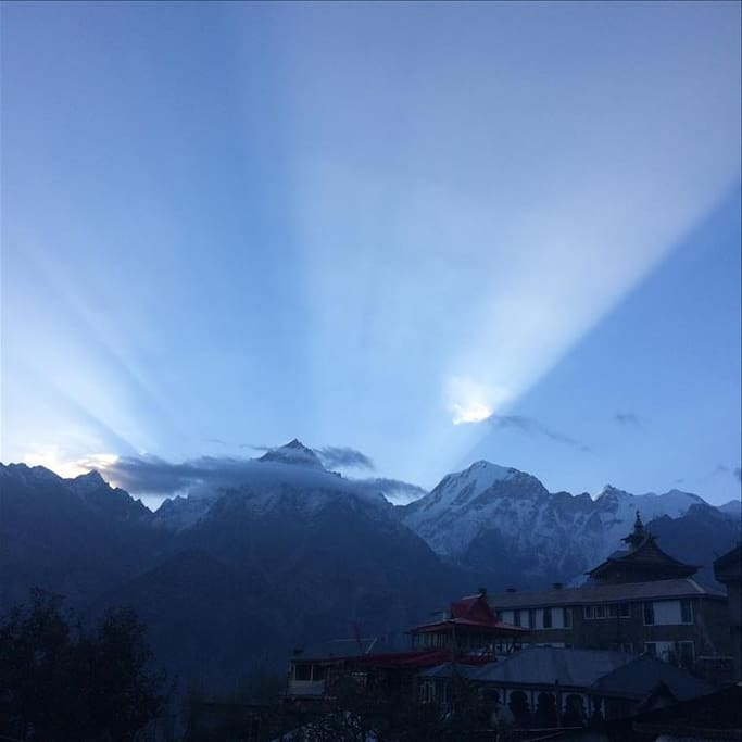 MORNINGS AT KALPA