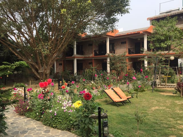 Chautari Garden Resort Standard Cozy room