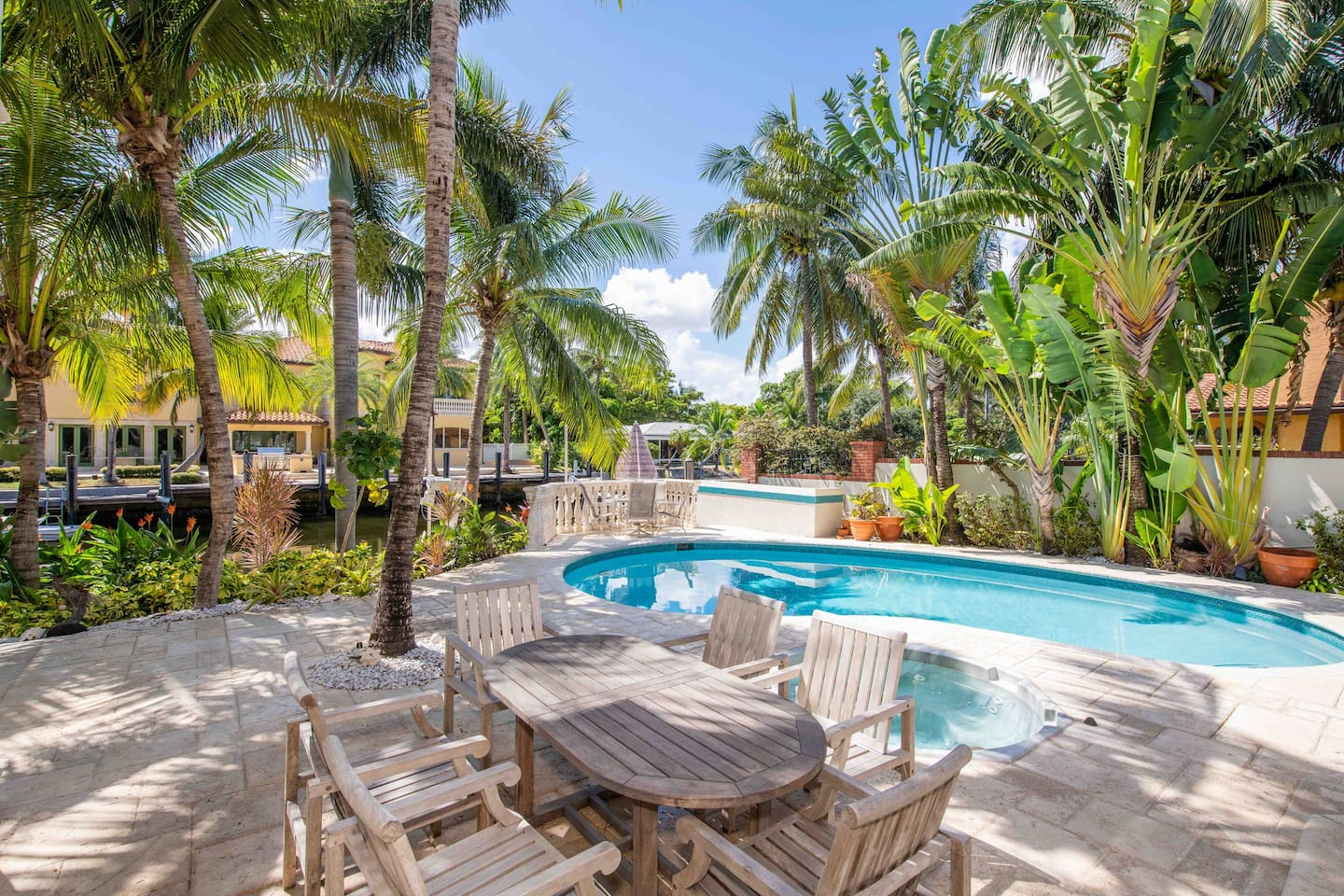 Welcome to Fort Lauderdale! Your tropical getaway is professionally managed by TurnKey Vacation Rentals.