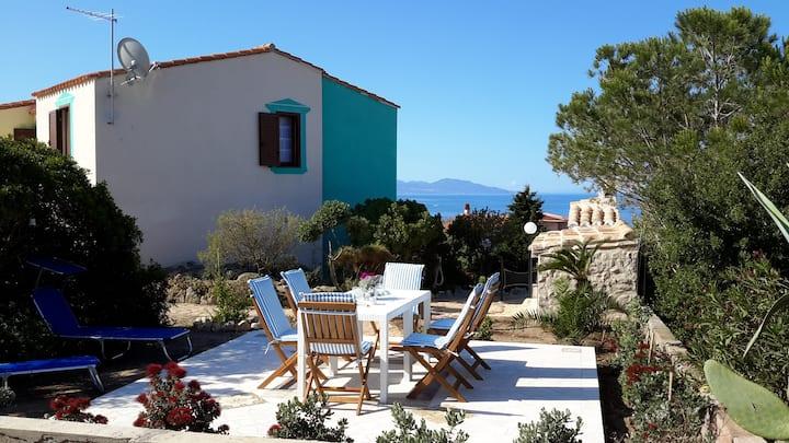 Splendida Casa Vacanza con vista mare   IUN  P7181
